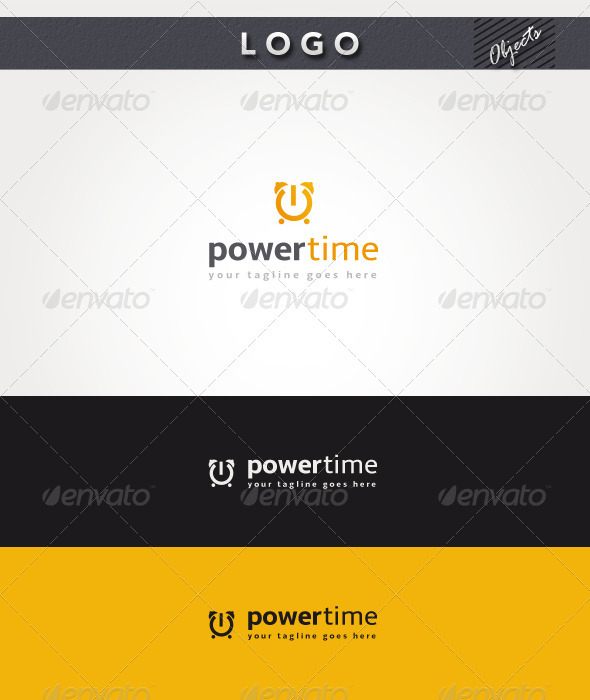 Power Time Logo
