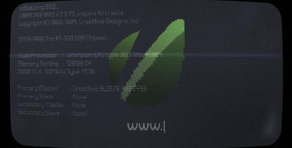 VideoHive Vintage Startup Logo 3315239