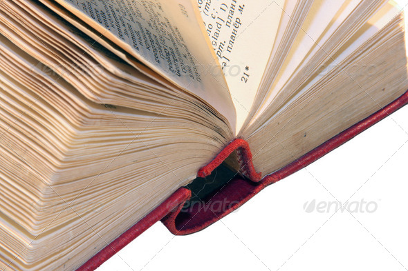open book - Stock Photo - Images