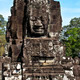 Faces of Bayon temple,Angkor Wat stone carvings of faces,Cambodi - PhotoDune Item for Sale