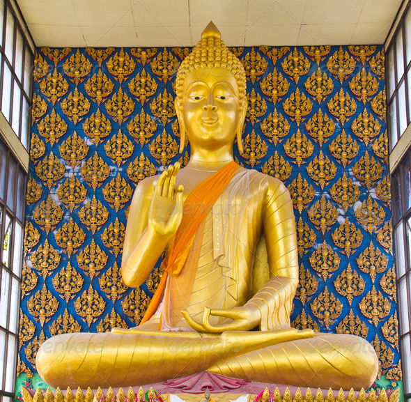 buddha statue - Stock Photo - Images