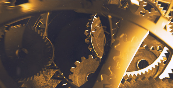 After Effects Project - VideoHive Clock Opener V2 3316496