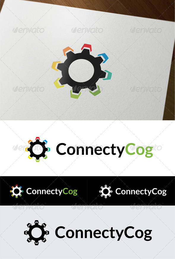 GraphicRiver ConnectyCog 3316807