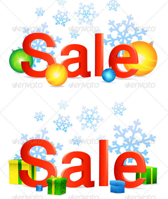 GraphicRiver Christmas sale theme 3316846