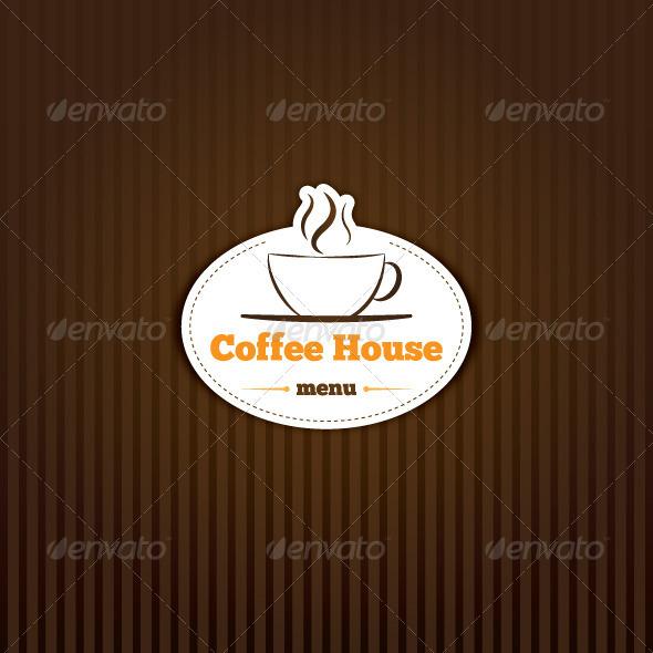 GraphicRiver Coffee Background 3317228