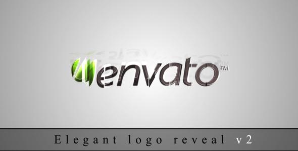 VideoHive Elegant Logo Reveal V2 3318127