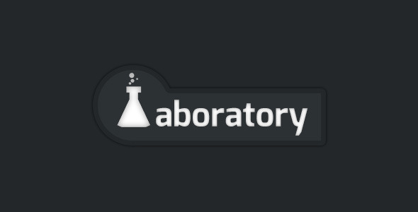 Laboratory - Onepage HTML5 Template