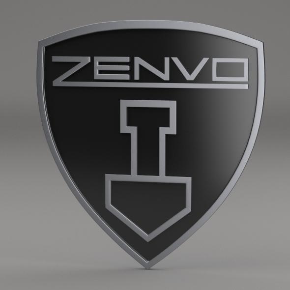 3DOcean Zenvo Logo 3318305