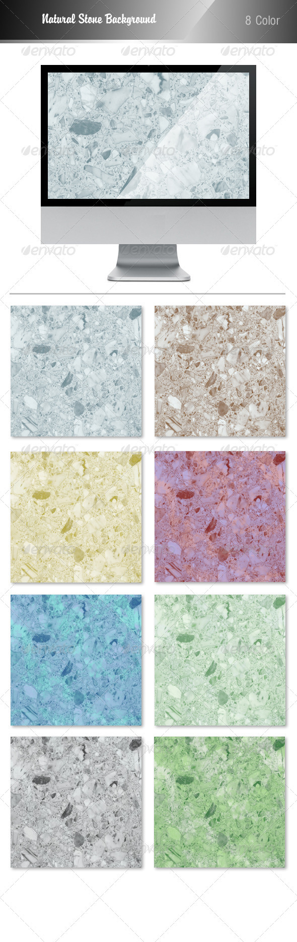 GraphicRiver Natural Stone Background 3318751