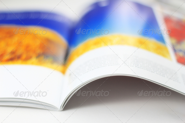 Catalog - Stock Photo - Images