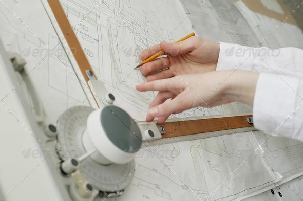 Architects - Stock Photo - Images