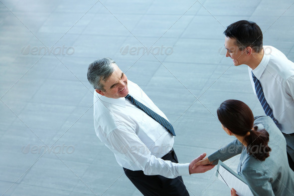 Agreement - Stock Photo - Images