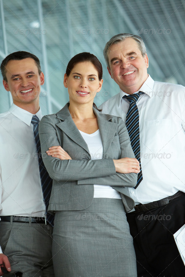 Successful leader - Stock Photo - Images