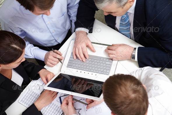 Planning team - Stock Photo - Images
