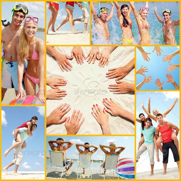 PhotoDune Summer vacations 2199865