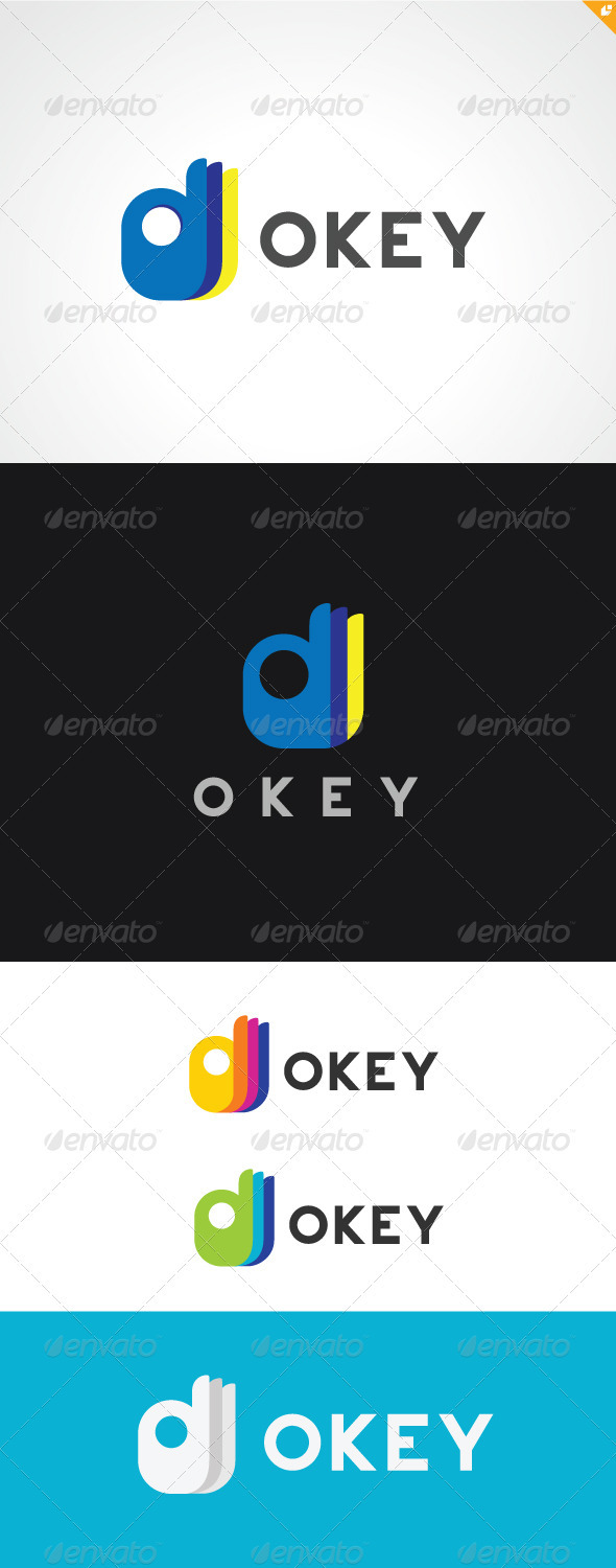 GraphicRiver Okay Logo 3305055