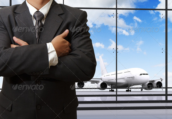 success businessman - Stock Photo - Images