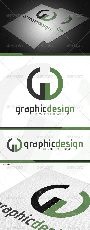 GraphicRiver Graphic Design Logo Template 3322756