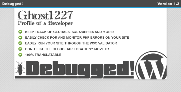 CodeCanyon Debugged 3066877