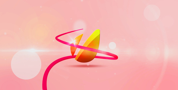 After Effects Project - VideoHive Streaky 3D Logo 3314684