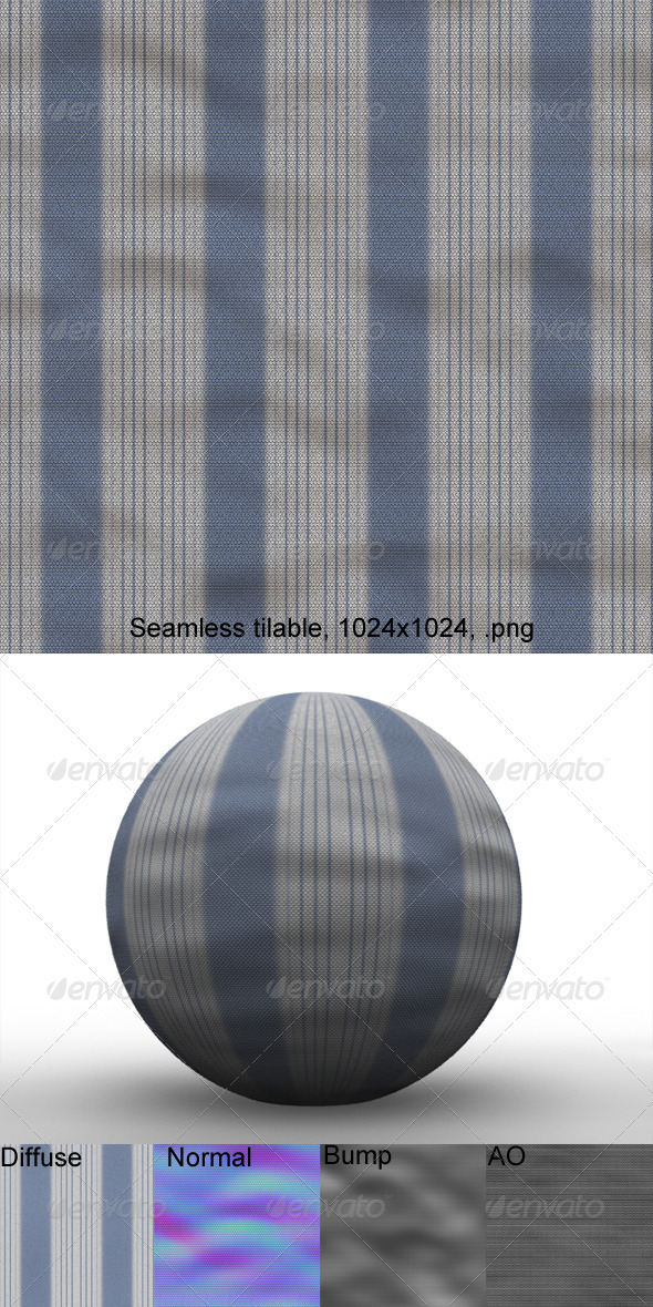 Bed Linen - 3DOcean Item for Sale