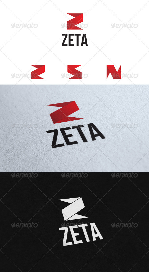 GraphicRiver Z letter Logo Template 3324019