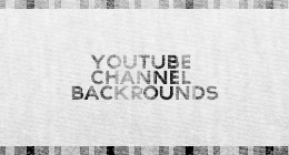 Youtube Channel Backrounds