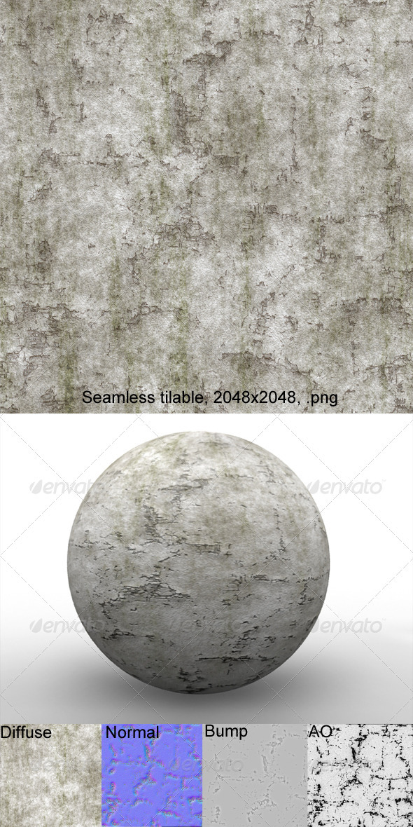 3DOcean Plaster 4 3185172