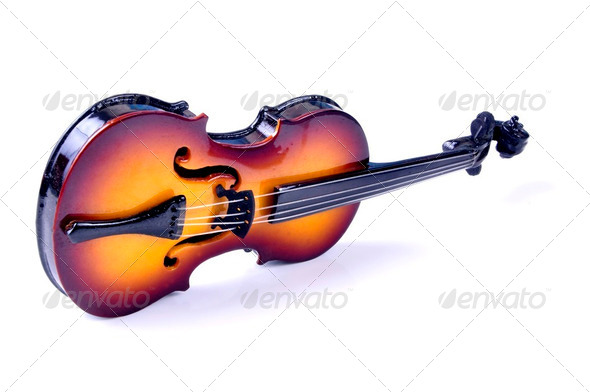 Violin. - Stock Photo - Images