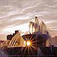 Chicago Sunny Fountain