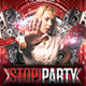 Stop Party Flyer - GraphicRiver Item for Sale