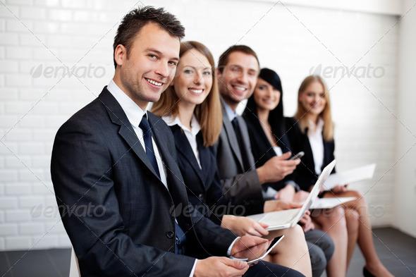 PhotoDune Business people 3414087