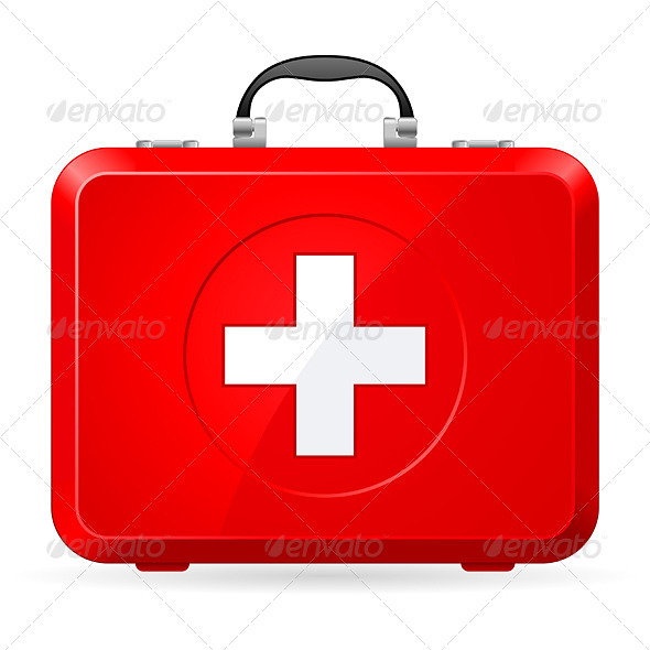 GraphicRiver First Aid kit 3327169