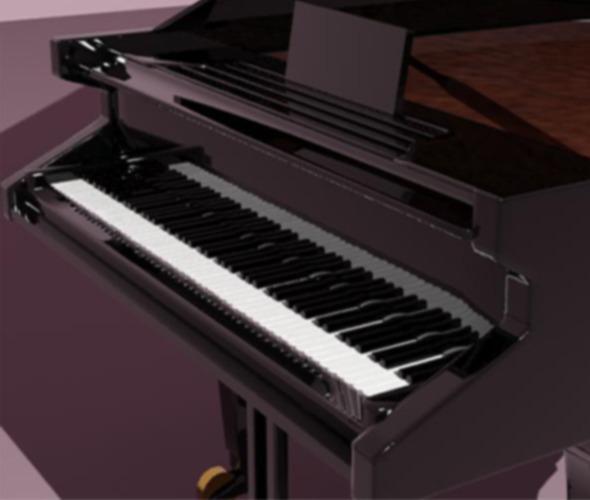 3DOcean Piano 3326237