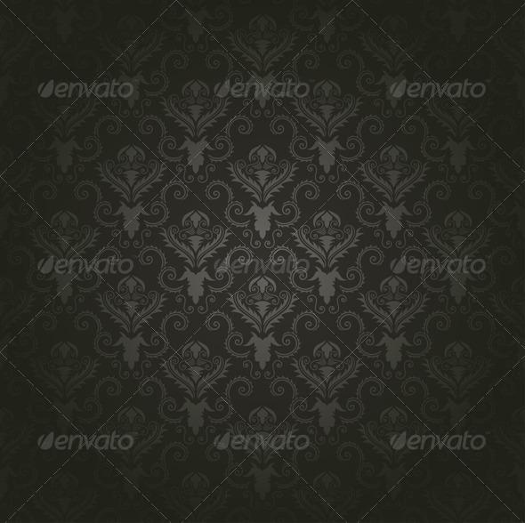 GraphicRiver Seamless Damask Pattern 3327601