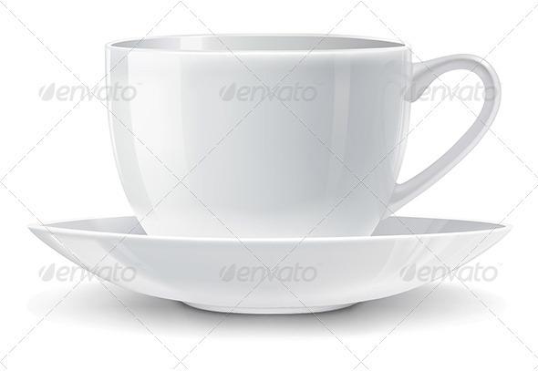 GraphicRiver White Cup 3320233