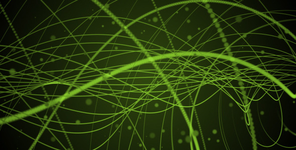 VideoHive Green Waves 3327631