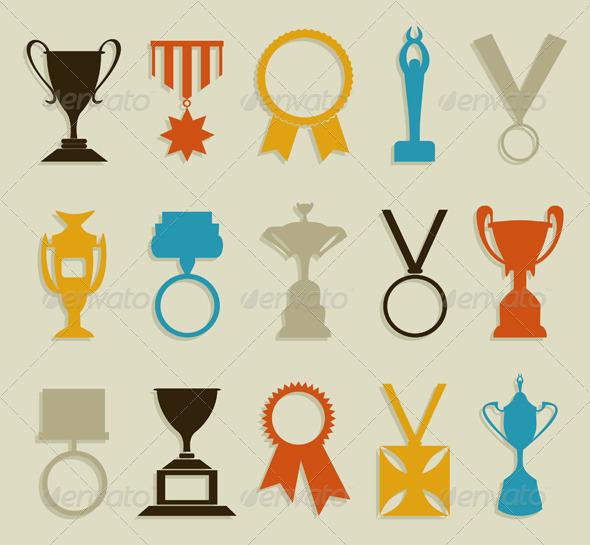 GraphicRiver Award in sports 3327824