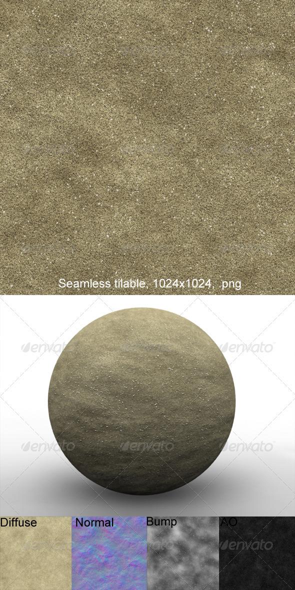 3DOcean Sand 1 3328018