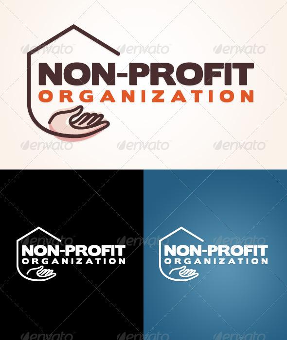 GraphicRiver Non-Profit Logo 3329785
