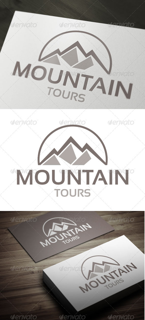 GraphicRiver Mountain Tours 3330358
