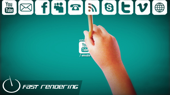 After Effects Project - VideoHive Keep In Touch 3316486