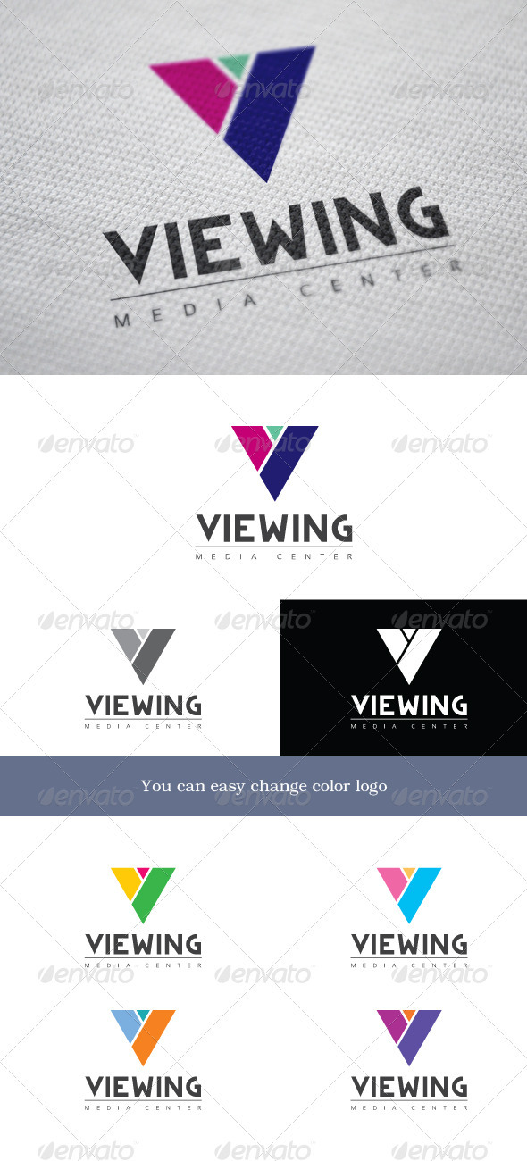 GraphicRiver Viewing Media Center 3305677