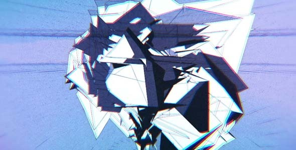 After Effects Project - VideoHive Edgy Abstract Display 3331546