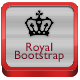 Royal Bootstrap Skin