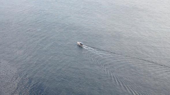 Boat in Sea 2
