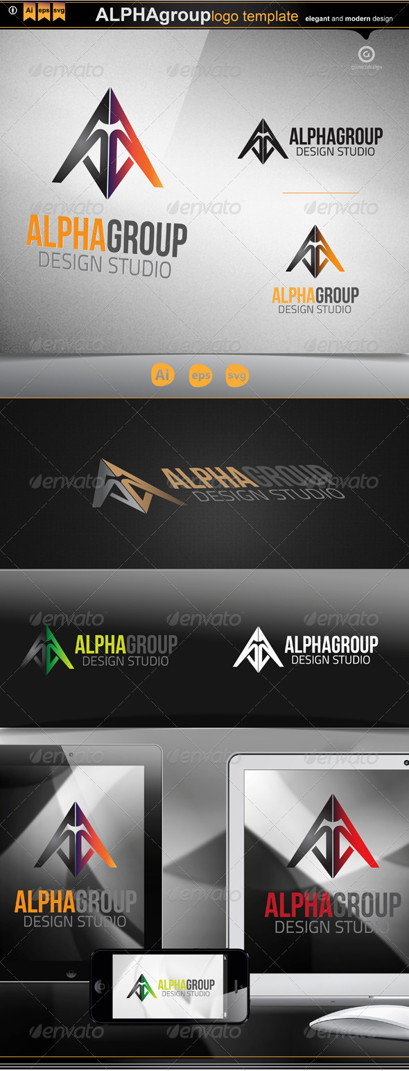 GraphicRiver Alpha group 3333636