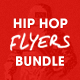 Hip-Hop Flyer Bundle - Volume One - GraphicRiver Item for Sale