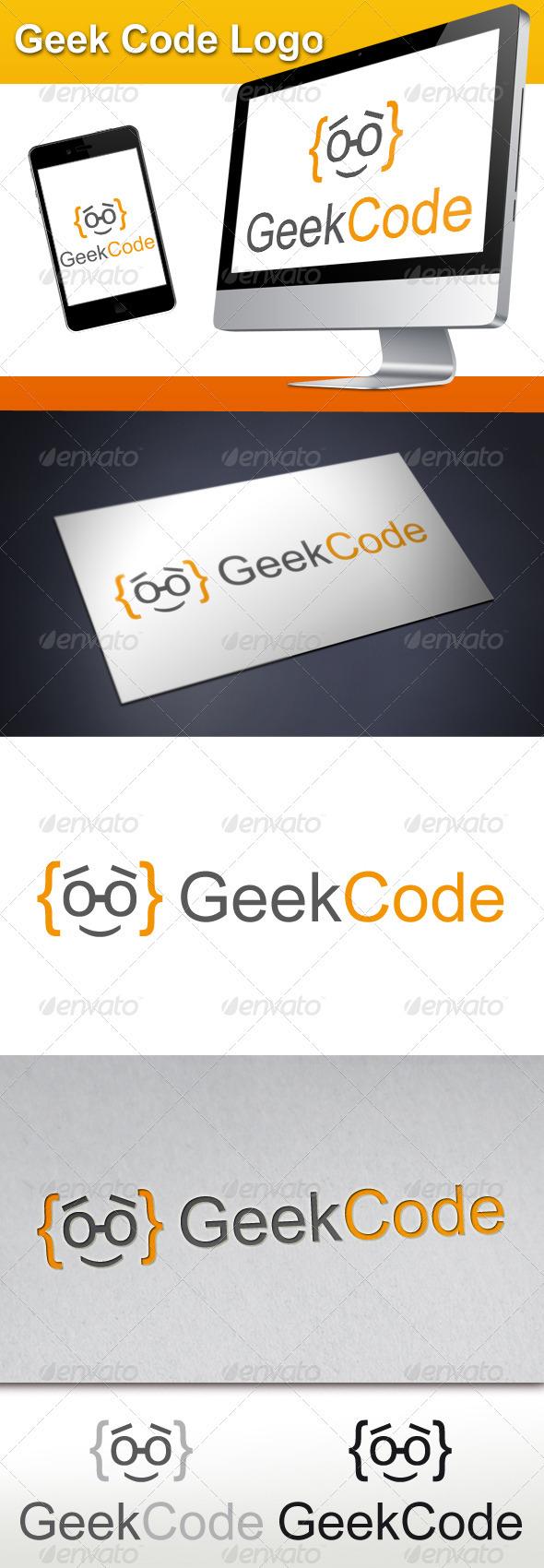 Geek Code Logo