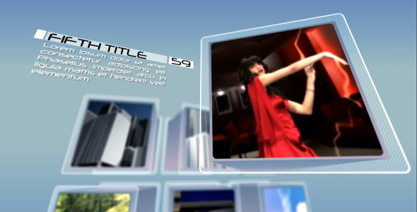 After Effects Project - VideoHive Stylish cubes 350166